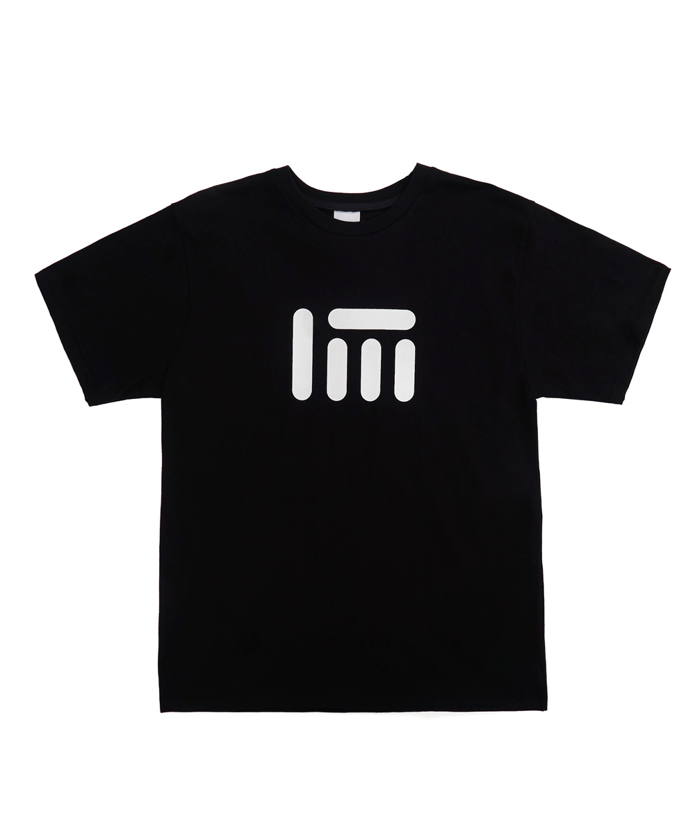 BIG LOGO T-SHIRT [BLACK]